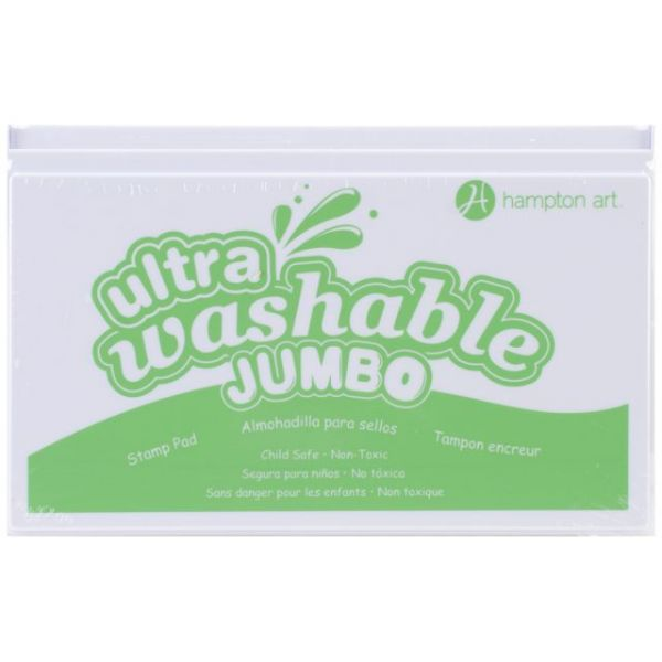 Hampton Art Jumbo Washable Ink Pad