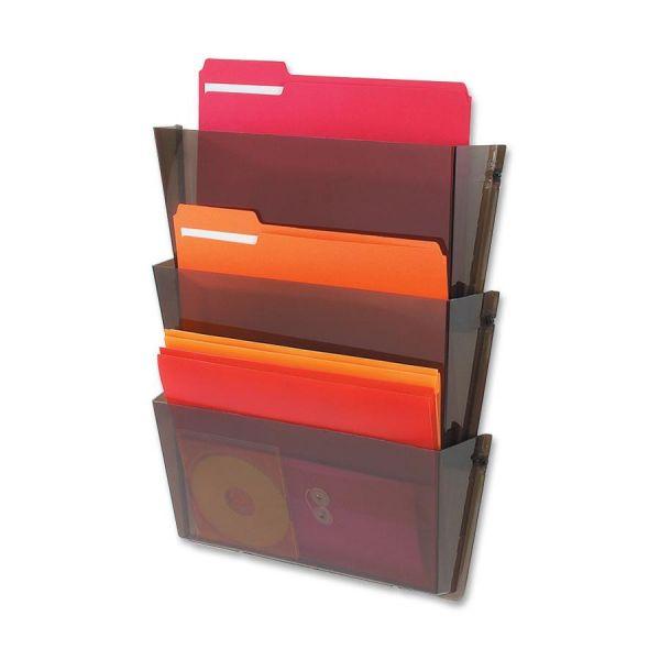 Deflect-o Unbreakable Wall File Pockets