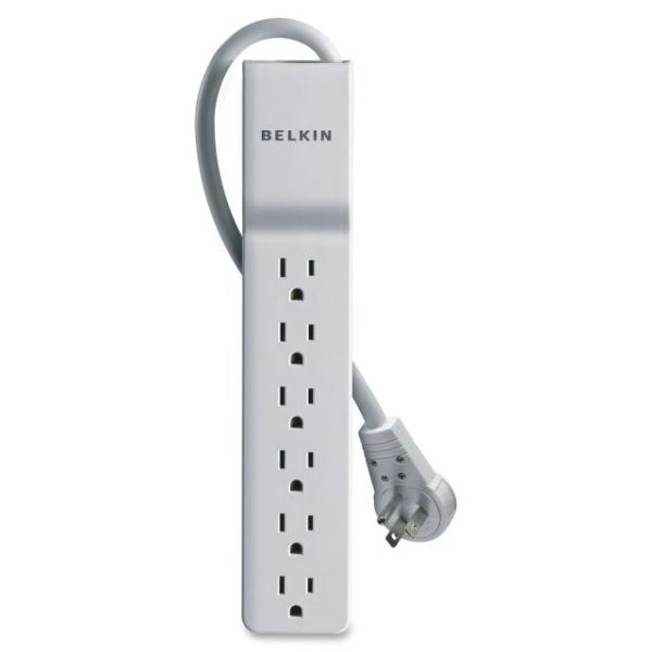 Belkin Home/Office 6-Outlets Surge Suppressor