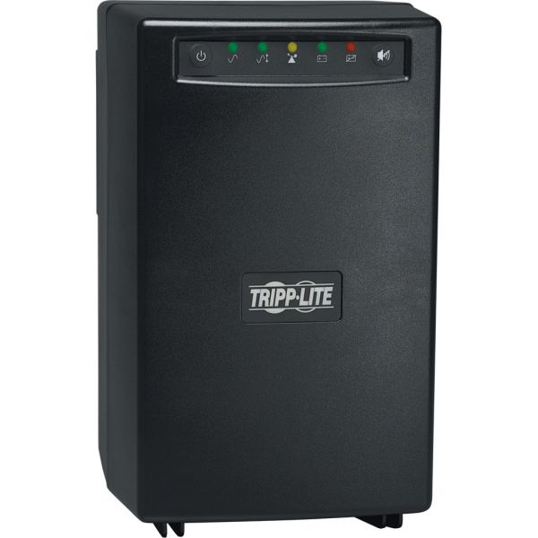 Tripp Lite UPS 1500VA 940W Battery Back Up Tower AVR 120V RJ11 RJ45