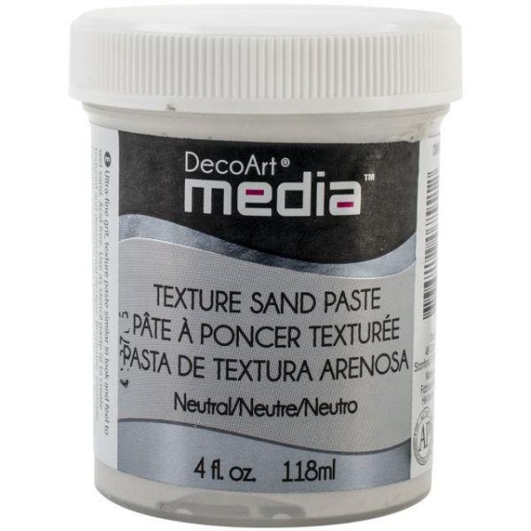 DecoArt Media Texture Sand Paste