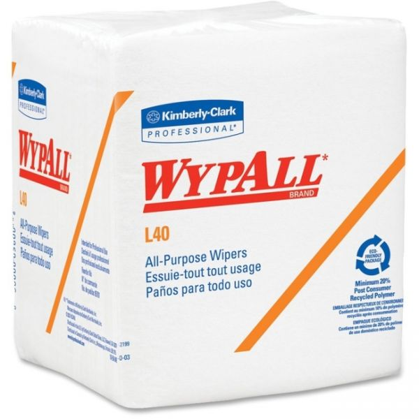 Wypall L40 All-Purpose Wipes