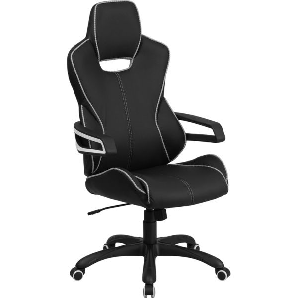 Flash Furniture High Back Executive Swivel Office Chair [CH-CX0699H01-GG]