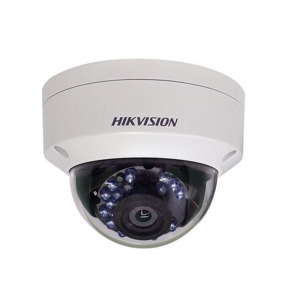 Hikvision DS-2CE56D1T-VPIR 2 Megapixel Surveillance Camera - Color, Monochrome