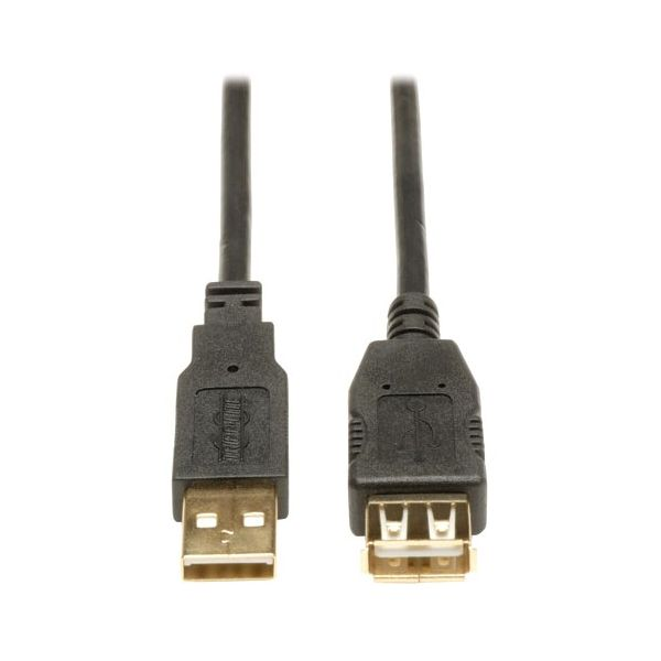 Tripp Lite USB 2.0 Hi-Speed Extension Cable (A M/F) 3-ft.