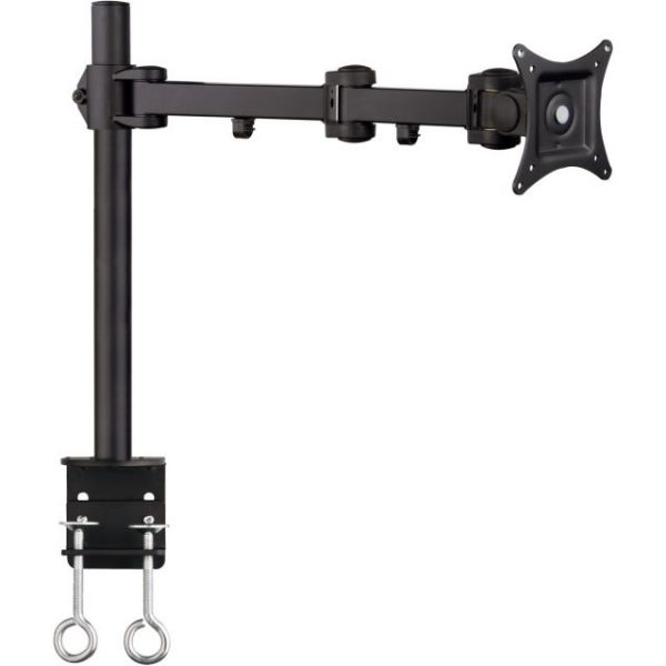 "SIIG Articulating Monitor Desk Mount - 13"" to 27"""