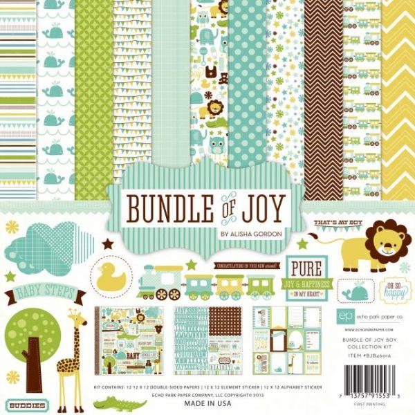 Bundle Of Joy Boy Collection Kit