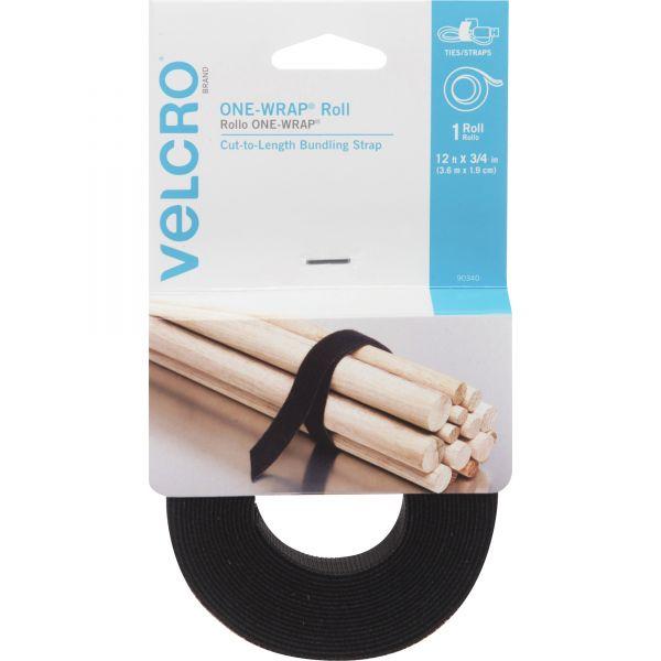 VELCRO Brand One-Wrap Reusable Adhesive Strap
