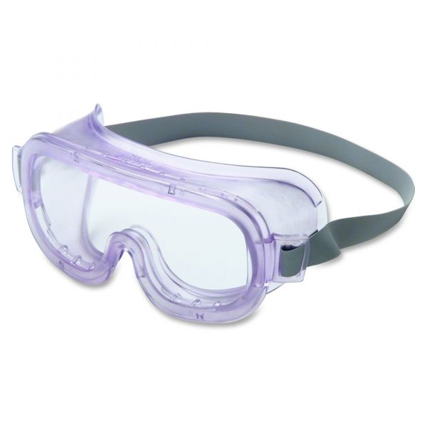 Uvex by Honeywell Classic Safety Goggles, Antifog/Uvextreme Coating, Clear Frame/Clear Lens