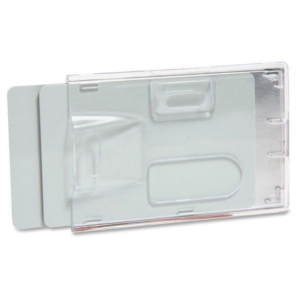 SICURIX Rigid 2-badge Blocking Smart Card Holder