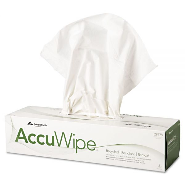 AccuWipe Technical Cleaning Wipes