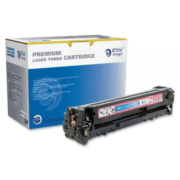 Elite Image Remanufactured HP 131A Magenta Toner Cartridge