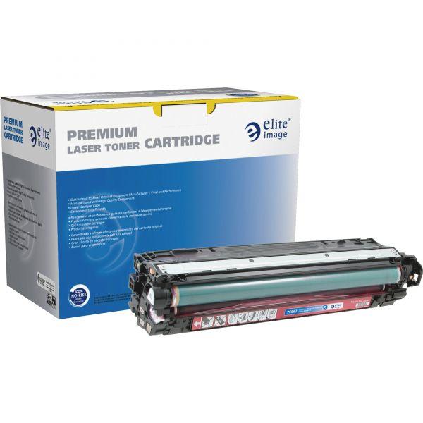 Elite Image Remanufactured HP 307A Magenta Toner Cartridge