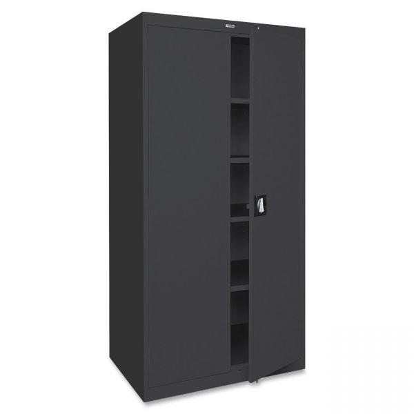 Lorell Fortress Series Storage Cabinet