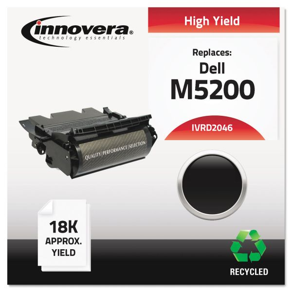 Innovera Remanufactured Dell M5200 High-Yield Toner Cartridge