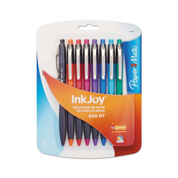 Paper Mate InkJoy 500RT Retractable Ballpoint Pens