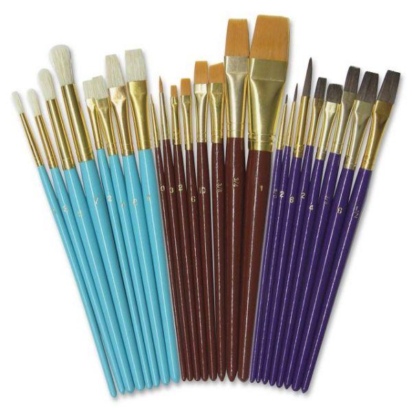 ChenilleKraft Multimedia Paint Brush Set