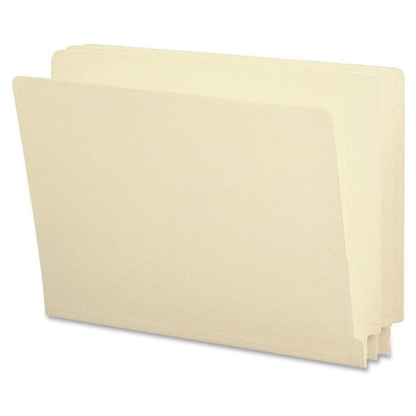 Smead Shelf Master Letter Size End Tab File Folders