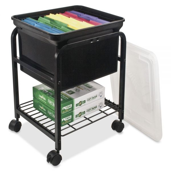 Advantus Storage Rolling File Cart