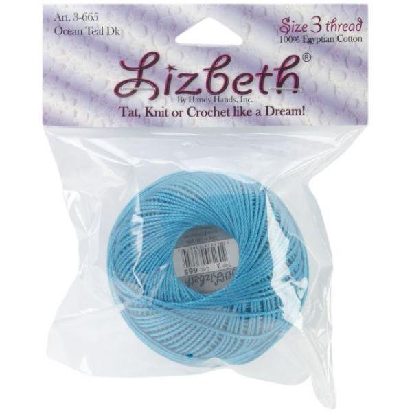Lizbeth Cordonnet Cotton Size 3