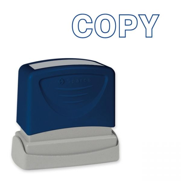 Sparco COPY Title Stamp