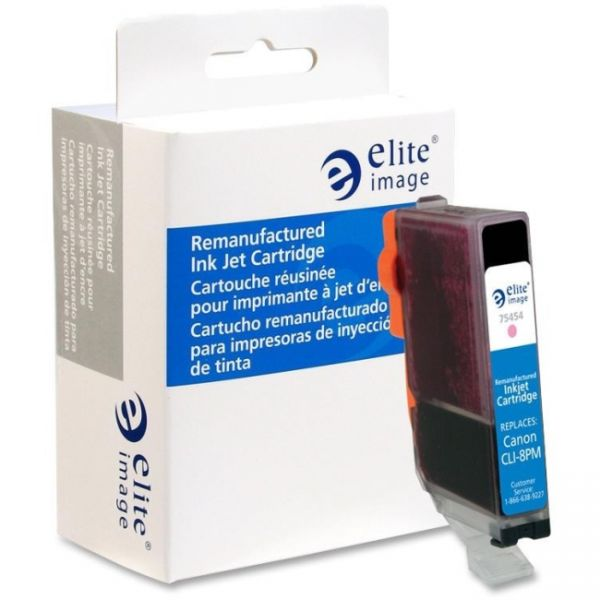 Elite Image Remanufactured Canon CLI-8PM Ink Cartridge