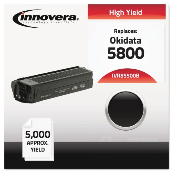 Innovera Remanufactured Okidata 5800 High Yield Toner Cartridge