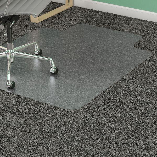 Lorell Diamond Anti-Static Medium Pile Chair Mat