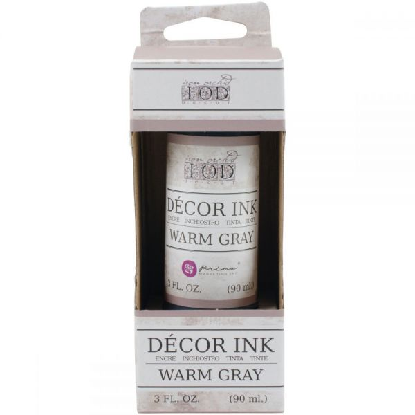 Iron Orchid Designs Decor Ink 3 Fluid Ounces