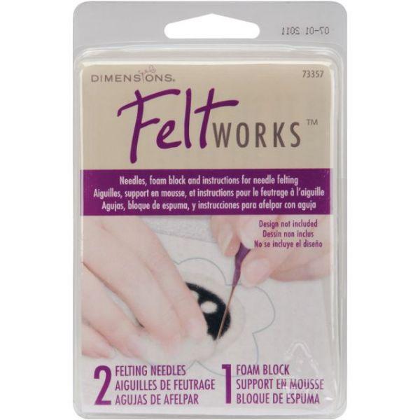 Feltworks Needle Felting Set