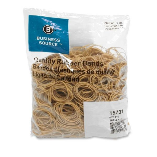 Business Source #14 Rubber Bands