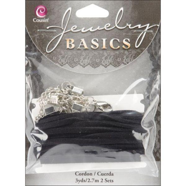 Jewelry Basics Cord Sets 2/Pkg