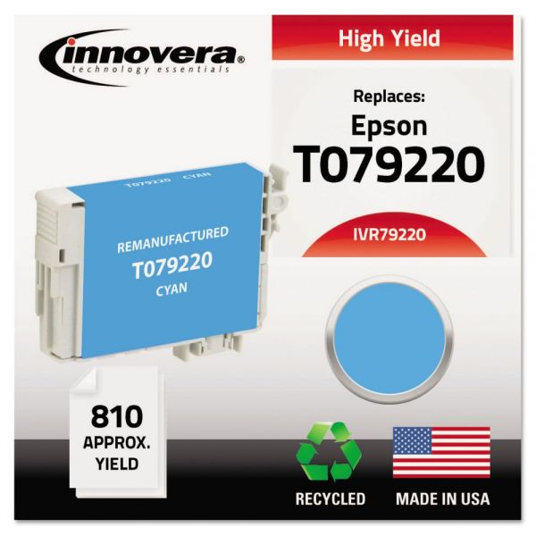 Innovera Remanufactured Epson T079220 High-Yield Ink Cartridge