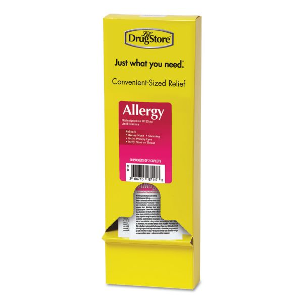Lil' Drugstore Allergy Relief Tablets