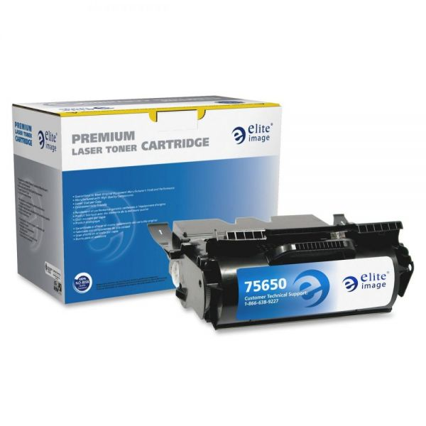 Elite Image Remanufactured InfoPrint 75P6961 Toner Cartridge