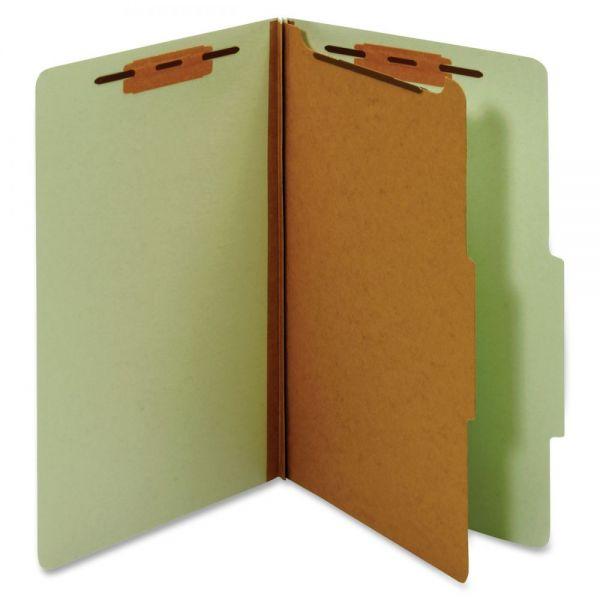 GLOBE-WEIS Pressboard Classification Folder