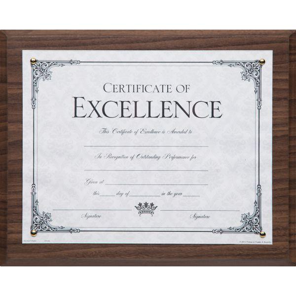Dax Award Plaque