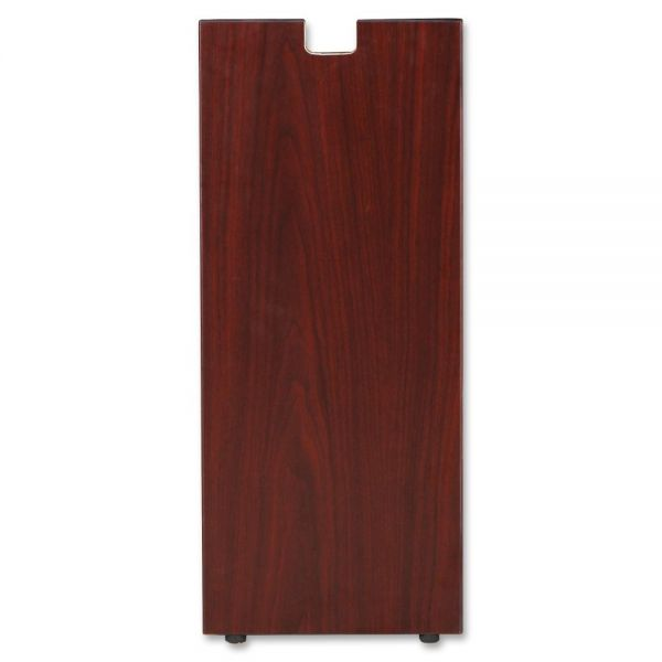 Lorell Essentials Srs Mahogany Lamin. Accessories
