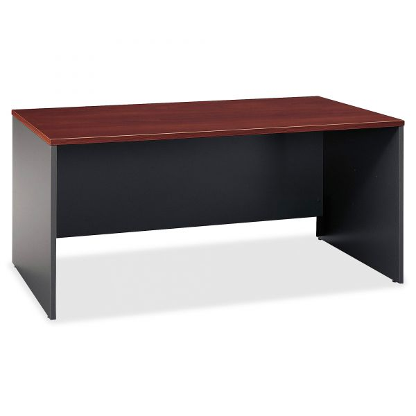 bbf Series C Manager Desk Shell by Bush Furniture