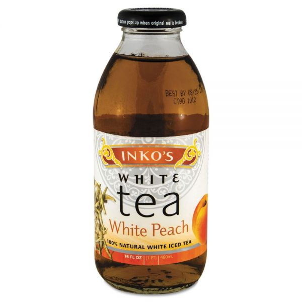 Inko's Ready-To-Drink White Iced Tea
