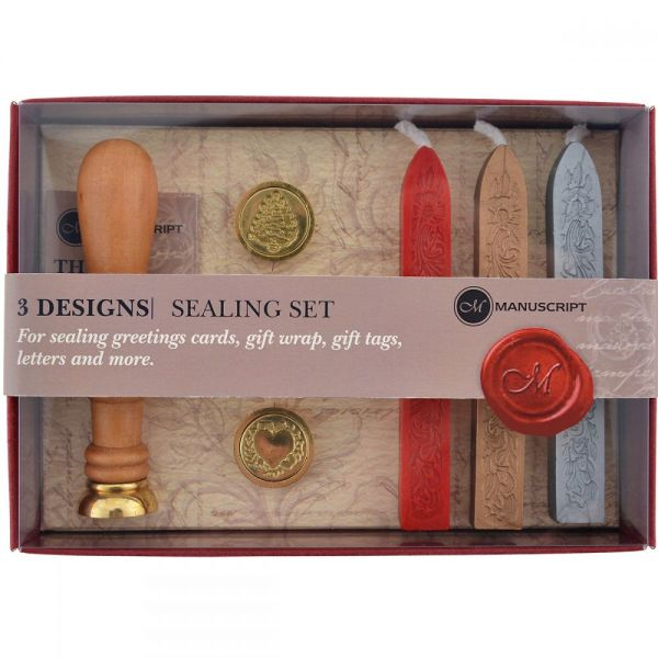 Design Sealing Set 3 Coins