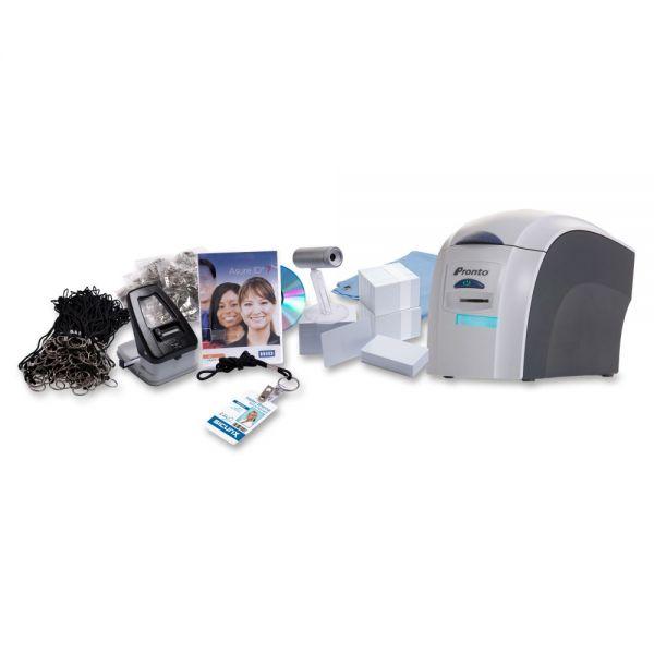 SICURIX Pronto Dye Sublimation/Thermal Transfer Printer - Color - Desktop - Card Print