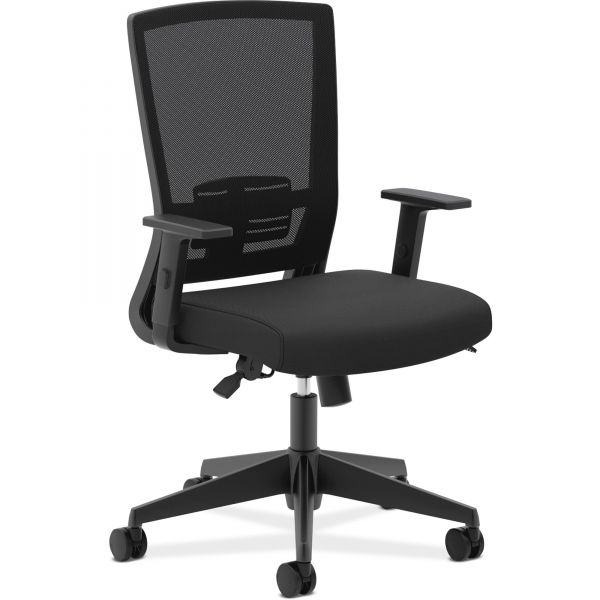 basyx by HON HVL541 Mesh Mid-Back Task Chair