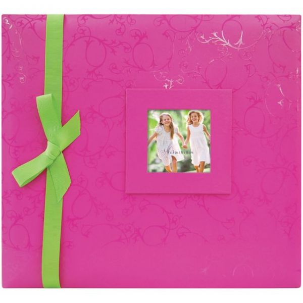 "Embossed Post Bound Album 12""X12"""