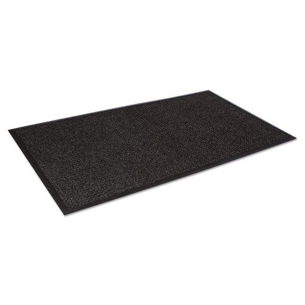 Crown Super-Soaker Indoor Wiper Floor Mat with Gripper Bottom