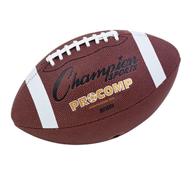 Champion Sports Pro Composite Intermediate Size Football