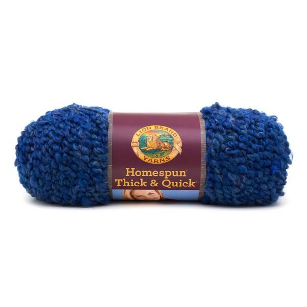 Lion Brand Homespun Thick & Quick Yarn - Colonial