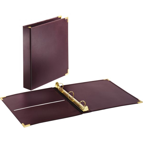 "Cardinal Business Collection 1 1/2"" 3-Ring Binder"