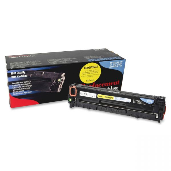 IBM Remanufactured HP 131A (CF212A) Toner Cartridge