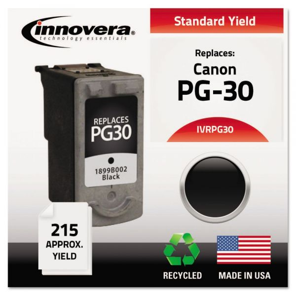 Innovera Remanufactured Canon PG-30 Ink Cartridge